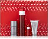 Perry Ellis 360 Red by for Men - 4 Pc Gift Set 3.4oz EDT Spray, 2.75oz Deodorant Stick, 1.7oz Shower Gel, 0.25oz EDT Spray