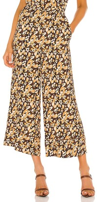 House Of Harlow x REVOLVE Leopard Culotte