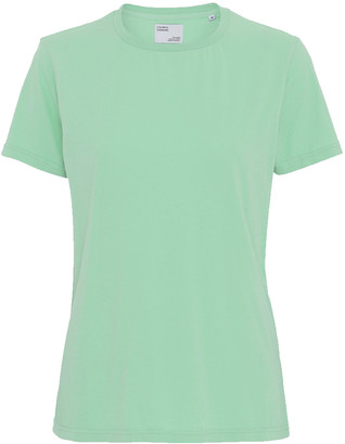 Colorful Standard - Faded Mint Women's Short Sleeve T-Shirt - extrasmall