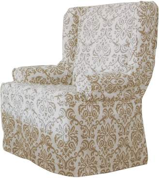 Sure Fit Chelsea Wing Chair Slipcover