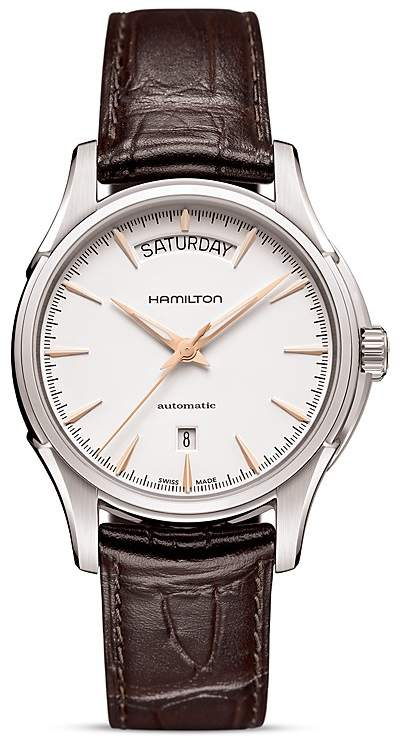 Hamilton Jazzmaster Day Date Automatic Watch, 40mm