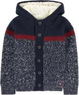 Ikks Fleece-lined hoodie
