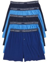 Polo Ralph Lauren Men's 5-Pack Cotton Boxers