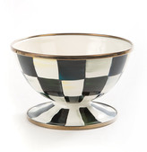 Mackenzie Childs MacKenzie-Childs Courtly Check Ice Cream Bowl