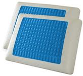 Gel Top Memory Foam Pillows (Set of 2)