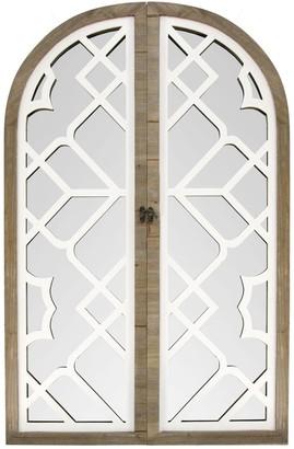 Stratton Home Layla Gate Wall Mirror