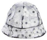 Chanel 2015 Sequin Bucket Hat