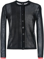 Paul Smith knitted cardigan - women - Cotton - L