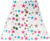 DELPOZO star print skirt - women - Cotton/Polyester - 38