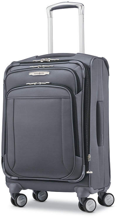 8f062ae592 Lite-Air Dlx Carry-On Expandable Spinner Suitcase
