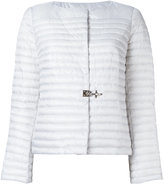 Fay puffer jacket - women - Feather Down/Polyamide - S