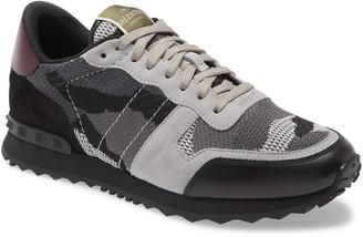 Valentino Nylon Rockrunner Sneaker
