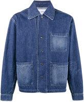 Our Legacy Rodeo patch pocket denim jacket - men - Cotton - 46