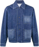 Our Legacy Rodeo patch pocket denim jacket - men - Cotton - 48
