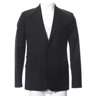 DSQUARED2 Black Wool Jackets