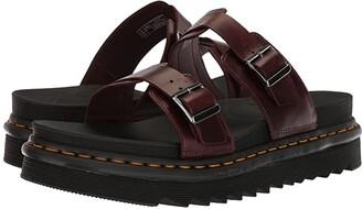 Dr. Martens Myles (Black Brando) Boots