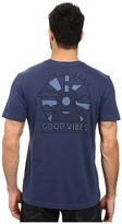 Life is Good Good Vibes Guitar Pocket Crusher Tee