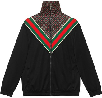 Gucci GG star oversize jacket
