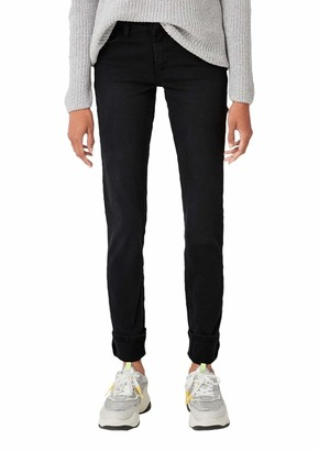Q/S designed by Women's 41.909.71.3209 Flared Jeans
