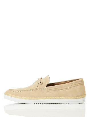 Find. Leather Espadrille Loafers