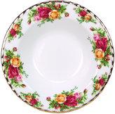 """Royal Albert Old Country Roses 8"""" Rim Soup Bowl"""