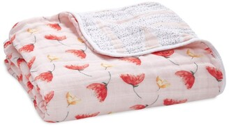 Aden Anais aden + anais Poppies Dream Blanket