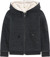 Little Eleven Paris False fur-lined jacket