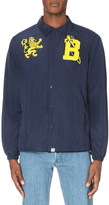 Billionaire Boys Club Crest-print shell jacket