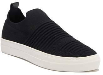 Madden-Girl Brytney Textured Platform Slip-On Sneaker