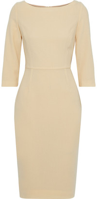 Goat Venus Wool-crepe Dress