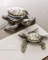 Grant Dawson Baby Sea Turtle Paperweight