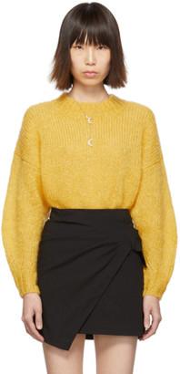 Isabel Marant Yellow Idol Sweater