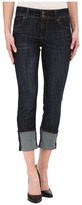 KUT from the Kloth Cameron Straight Leg Jeans in Serendipity w/ Euro Base Wash