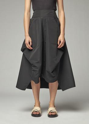 Zero Maria Cornejo Women's Nio Skirt in Black Size 6