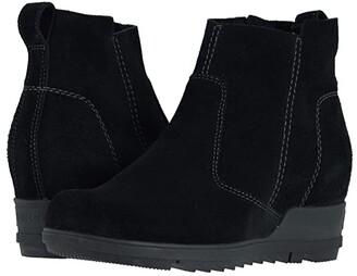 Sorel Evie Bootie (Black) Women's Boots