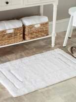 Safavieh Plush Master Patterned Cotton Bath Rug- Set of 2