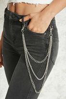 Forever 21 Draped Wallet Chain