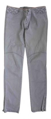 Louis Vuitton Grey Denim - Jeans Jeans