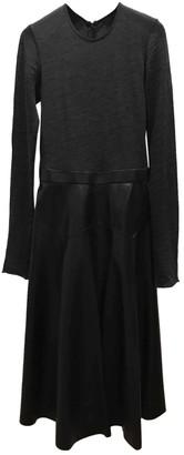 Derek Lam Black Leather Dress for Women