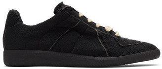 Maison Margiela Black Hotel Replica Sneakers