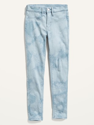 Old Navy Ballerina Built-In Tough Tie-Dye Jeggings for Girls