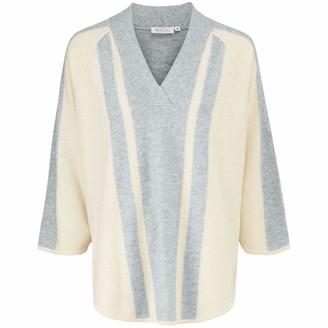 Masai Clothing Masai Grey Sweater 1002860 Femke XS Grey