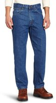 Carhartt Men's Relaxed Fit Five Pocket Tapered Leg Jean 101505