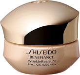 Shiseido Women's Benefiance WrinkleResist24 Intensive Eye Contour Cream