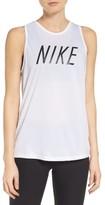 Nike Women's Tomboy Dri-Fit Graphic Tank