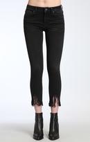 Mavi Jeans Tess Super Skinny In Smoke Fringe