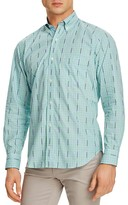 Tailorbyrd Check Classic Fit Button Down Shirt