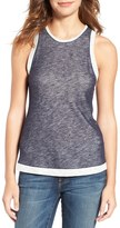 Splendid Women's Pacific Groove Knit Tank
