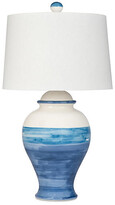Barclay Butera For Bradburn Home Bimini Beach Table Lamp - Blue