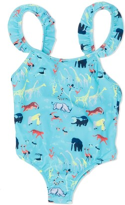 Knot Jungle Pack swimsuit